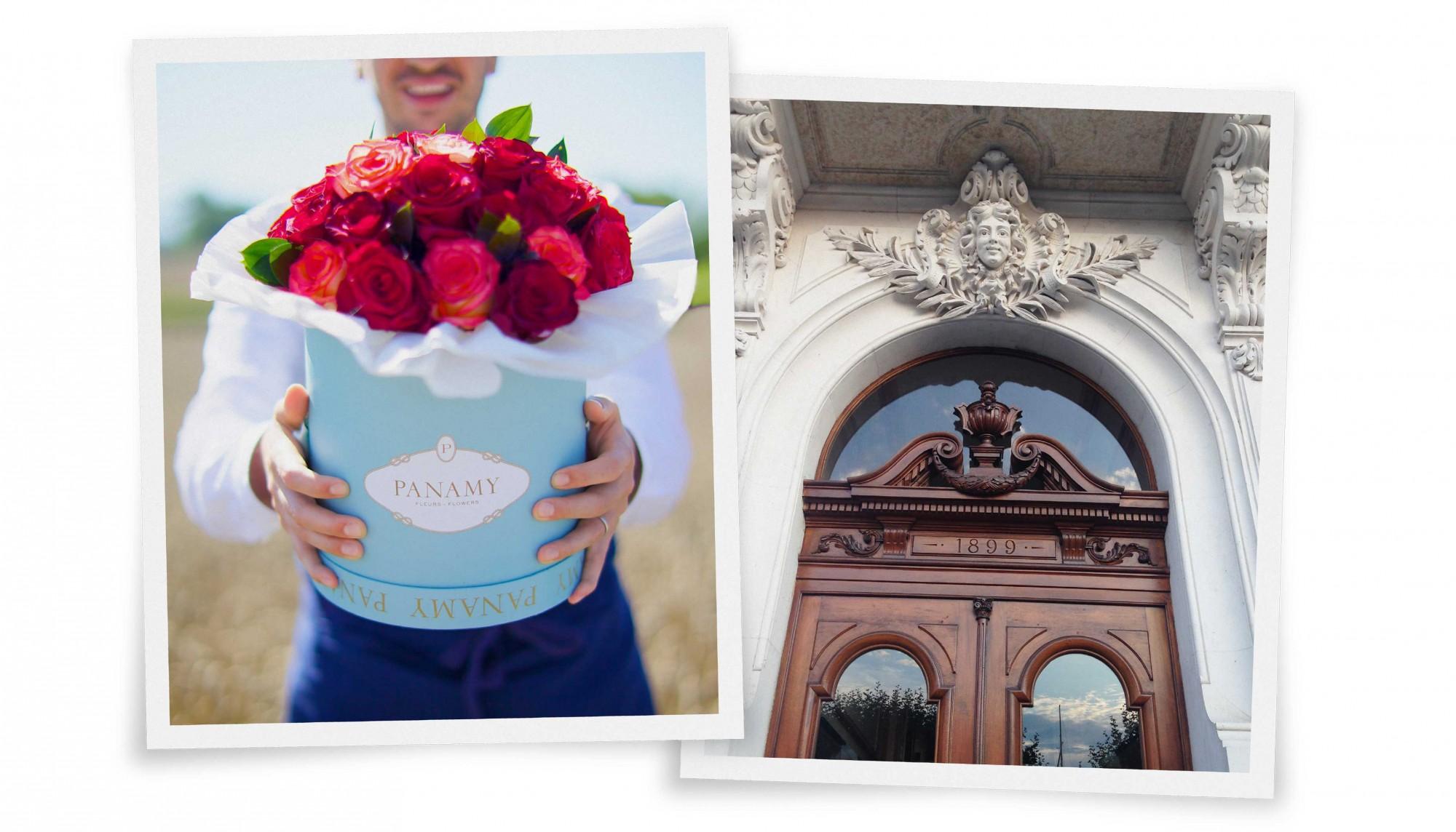Personal Delivery - PANAMY Flower Delivery Switzerland Zürich, Basel, Luzern, Zug, Bern