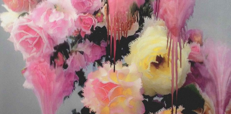 Nick Knight - Melting Flowers - PANAMY Flower Delivery Switzerland