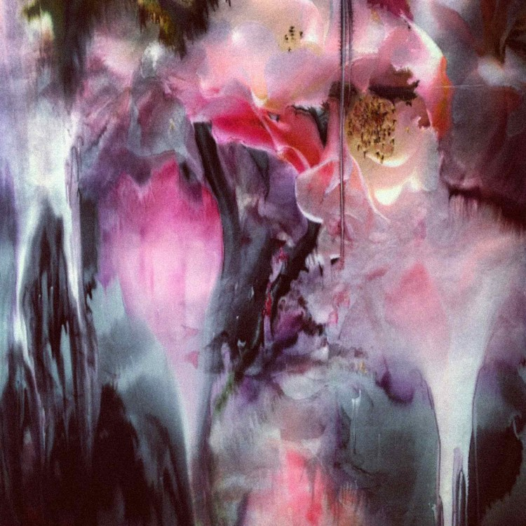 Nick Knight - Melting Flowers Five - PANAMY Flower Delivery Switzerland