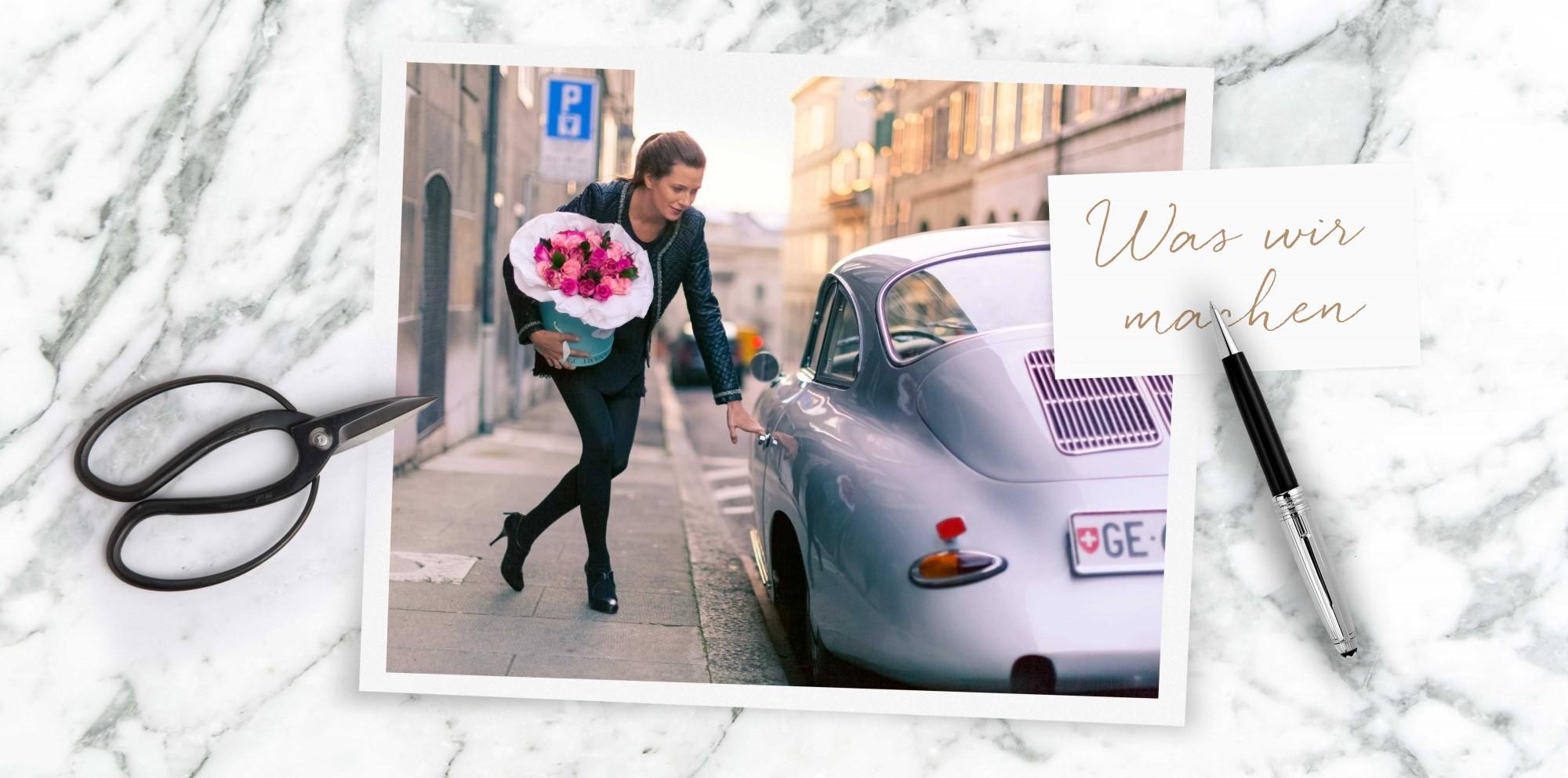 über uns - PANAMY Blumenversand in der Schweiz, Zürich, Basel, Bern, St Gallen, Luzern