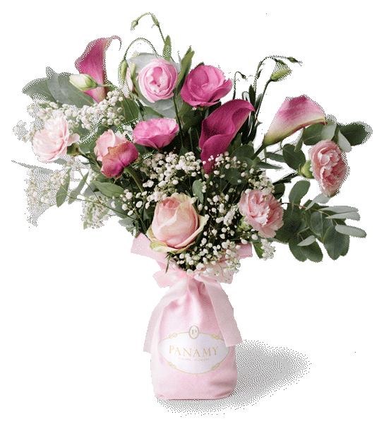 Bouquet Il Pagallo - Send Flowers to Switzerland - PANAMY Flowers