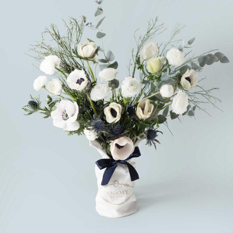ll Nevino - Bouquet PANAMY Flowers Suisse