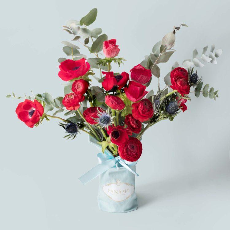 ll Rubicondo - Bouquet PANAMY Fleurs Suisse