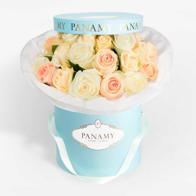 Il Candido - Flower Bouquet - Signature Collection - PANAMY Flower Delivery in Switzerland, Geneva, Zürich, Basel