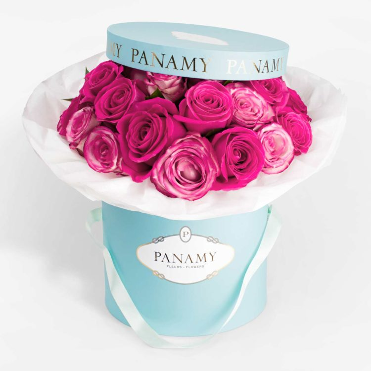 Il Carosello - Flower Bouquet - Signature Collection - PANAMY Flower Delivery in Switzerland, Geneva, Zürich, Basel