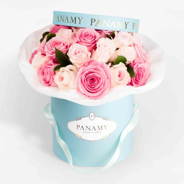 Il Lorrellino - Flower Bouquet - Signature Collection - PANAMY Flower Delivery in Switzerland, Geneva, Zürich, Basel