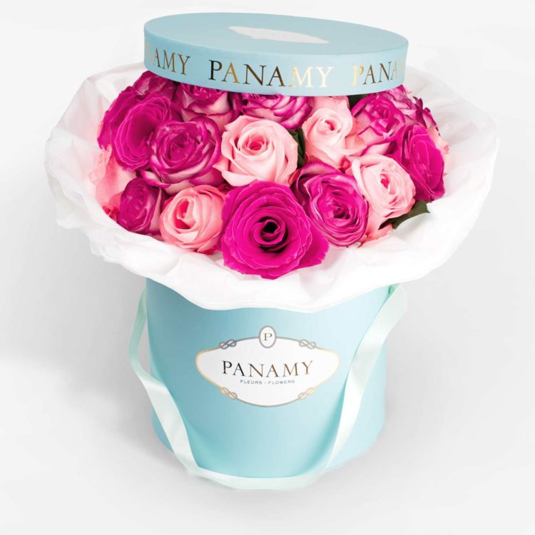 La Fontanella - Flower Bouquet - Signature Collection - PANAMY Flower Delivery in Switzerland, Geneva, Zürich, Basel
